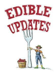 Edible Updates logo