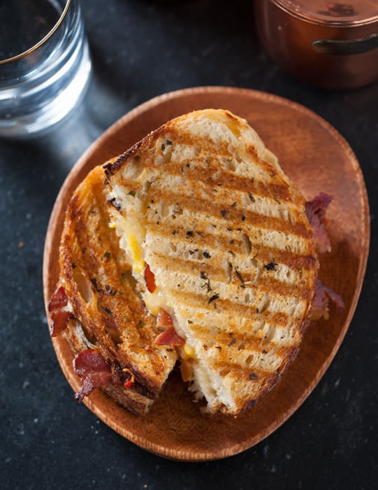 Red Rock Hounds Bacon Panini 01