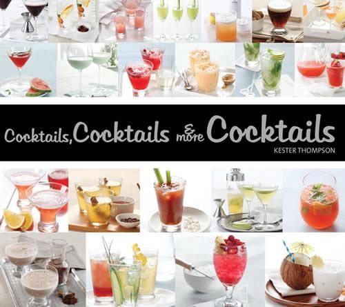 Cocktails Kester Thompson