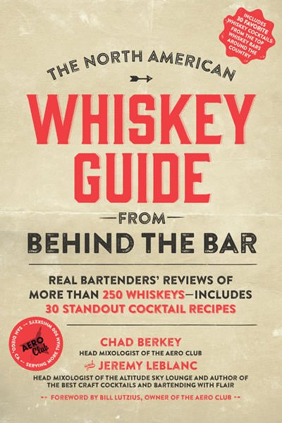 Whiskey Guide Cover Chad and Jeremy th