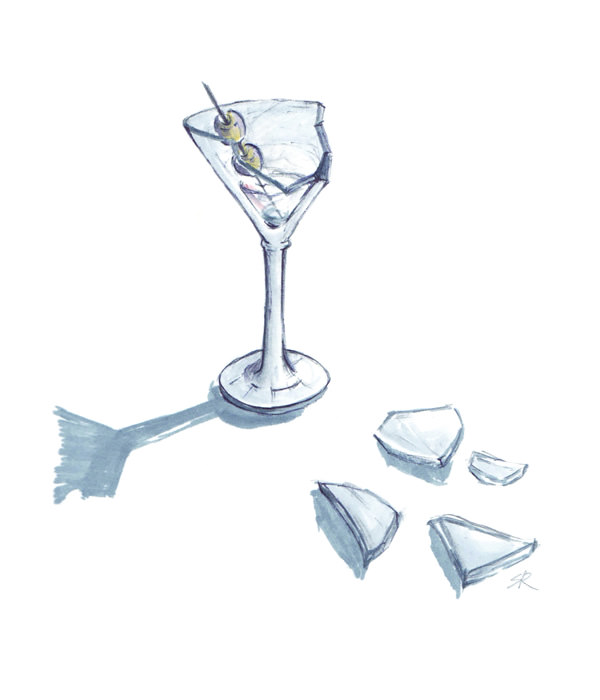 martini glass CMYK 300dpi