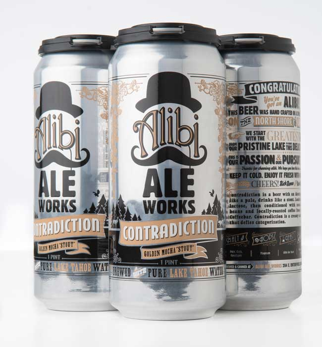 web Beer Releases Alibi Ale Works Contradiction Stout