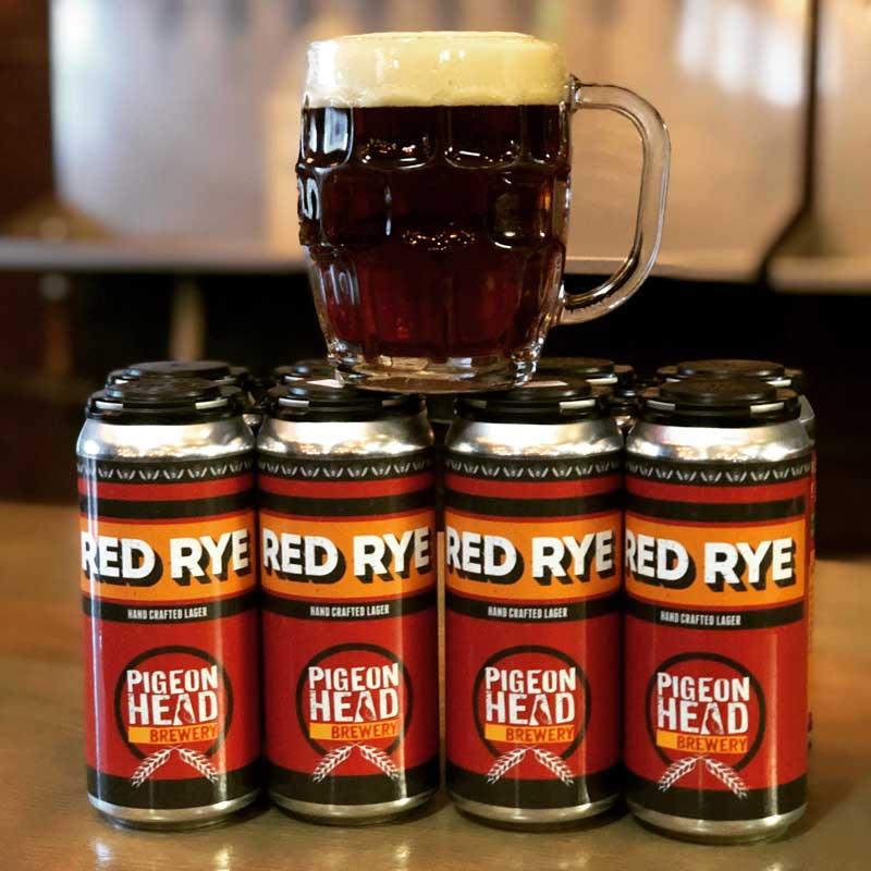 web Beer Releases Pigeon Head Red Rye Lager 2
